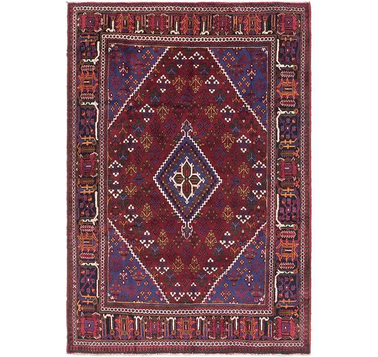 218cm x 325cm Maymeh Persian Rug