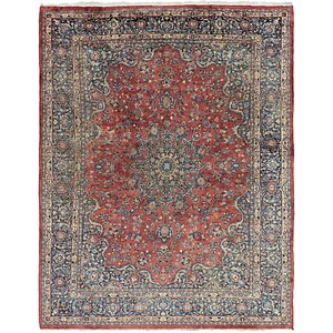 Link to 9' 8 x 12' 8 Mashad Persian Rug item page