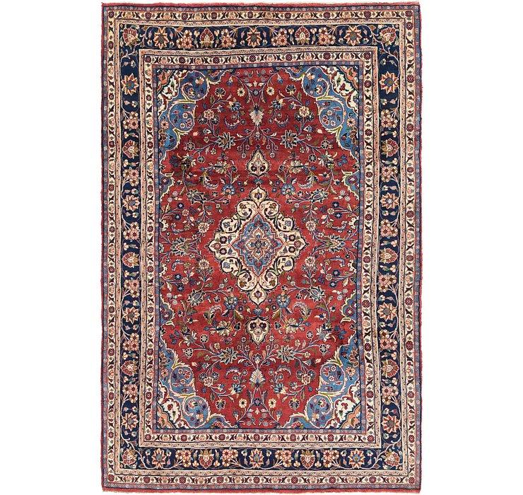 6' 10 x 10' 4 Shahrbaft Persian Rug
