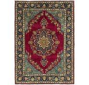 Link to 6' 10 x 9' 6 Tabriz Persian Rug