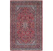 Link to 6' 6 x 9' 10 Mashad Persian Rug