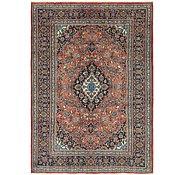 Link to 6' 8 x 9' 6 Mashad Persian Rug