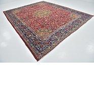 Link to 9' 10 x 12' Kashmar Persian Rug