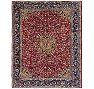 Link to 9' 10 x 12' Kashmar Persian Rug