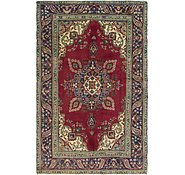 Link to 6' 2 x 10' Tabriz Persian Rug