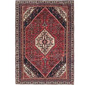 Link to 7' 6 x 10' 8 Hamedan Persian Rug