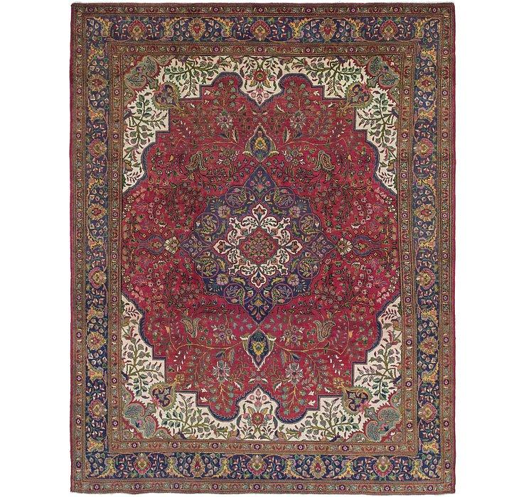 9' 4 x 13' Tabriz Persian Rug