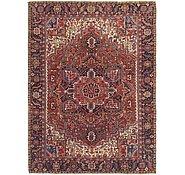 Link to 9' 5 x 12' 6 Heriz Persian Rug