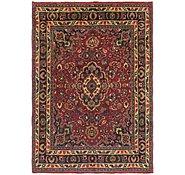 Link to 6' 8 x 9' 7 Mashad Persian Rug