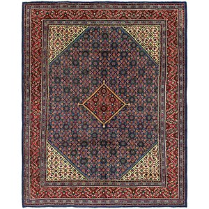 HandKnotted 10' x 12' 10 Farahan Persian Rug