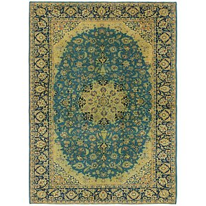 Link to 225cm x 325cm Isfahan Persian Rug page