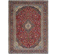 Link to 9' 3 x 12' 9 Kashan Persian Rug