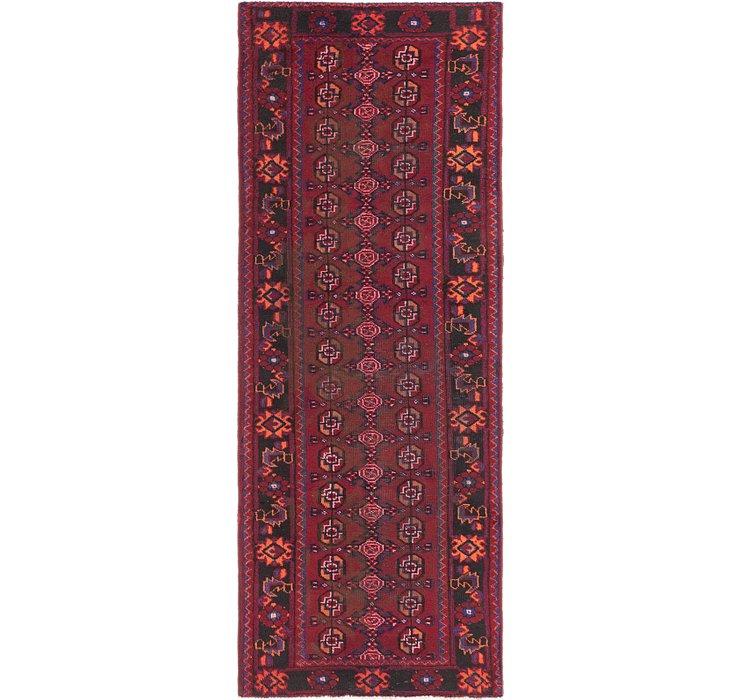 3' 7 x 9' 6 Ferdos Persian Runner Rug