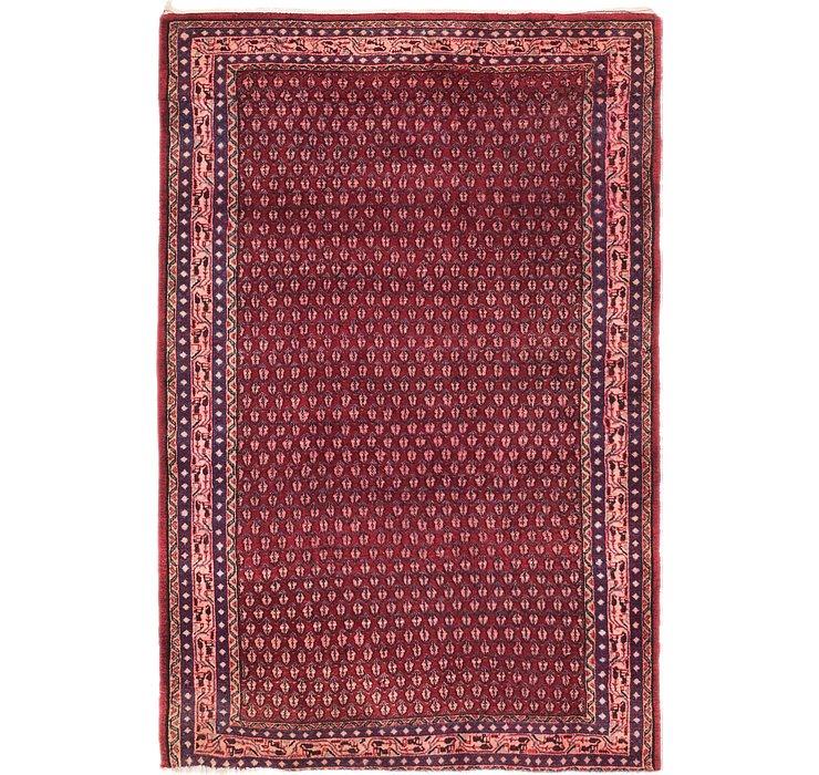 4' 5 x 6' 10 Botemir Persian Rug