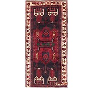 Link to 4' 6 x 9' 4 Zanjan Persian Runner Rug