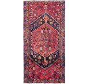 Link to 3' 8 x 7' 4 Hamedan Persian Runner Rug