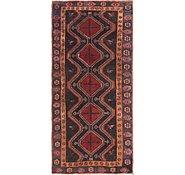 Link to 132cm x 265cm Chenar Persian Runner Rug