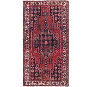 Link to 4' x 7' 5 Mazlaghan Persian Rug