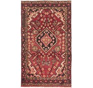 Link to 3' x 5' Gholtogh Persian Rug