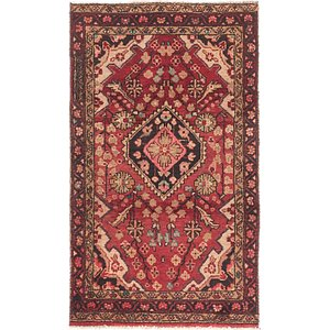 Link to 90cm x 152cm Gholtogh Persian Rug item page