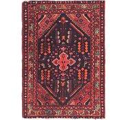 Link to 3' 4 x 5' Zanjan Persian Rug