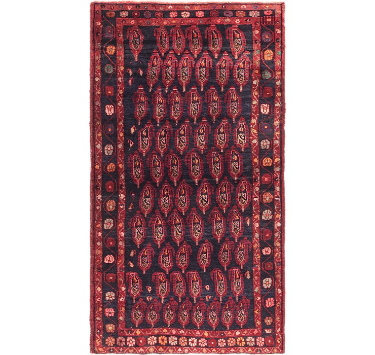 127cm x 235cm Malayer Persian Runner ...