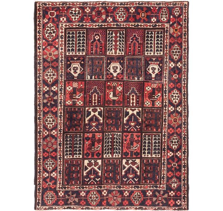 5' x 6' 9 Bakhtiar Persian Rug