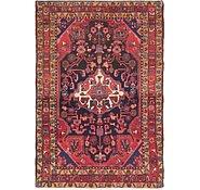 Link to 3' 9 x 5' 6 Tuiserkan Persian Rug