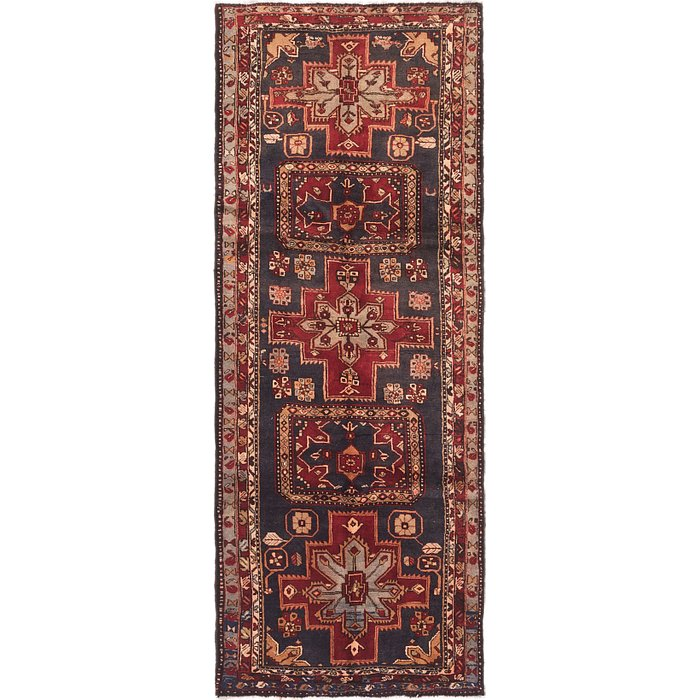 3' 10 x 10' Gholtogh Persian Runner...