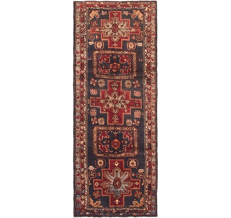 117cm x 305cm Gholtogh Persian Runner...