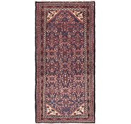 Link to 3' 3 x 6' 8 Hossainabad Persian Runner Rug