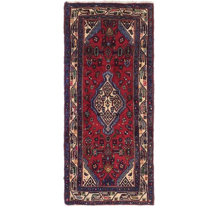 2' 7 x 5' 9 Tuiserkan Persian Runne...
