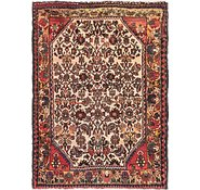 Link to 3' x 4' Hossainabad Persian Rug