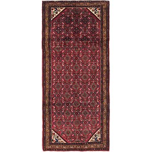 Link to 3' 9 x 6' 4 Hossainabad Persian Rug item page