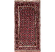 Link to 5' x 9' 8 Hossainabad Persian Runner Rug