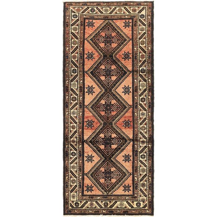 4' x 9' 7 Chenar Persian Runner Rug