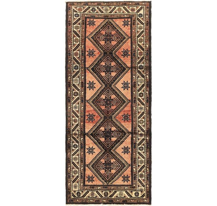 122cm x 292cm Chenar Persian Runner Rug