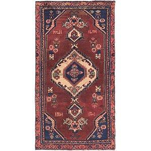 Link to 85cm x 160cm Hamedan Persian Rug item page