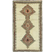Link to 3' 6 x 6' Shiraz-Gabbeh Persian Rug