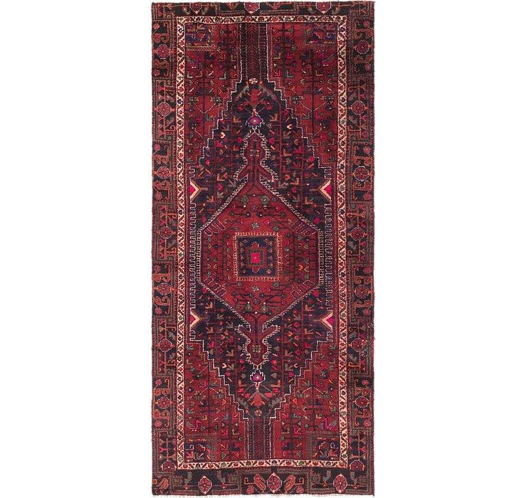 4' 6 x 9' 10 Tuiserkan Persian Runne...
