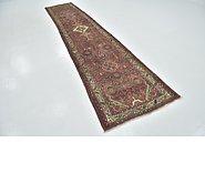 Link to 3' x 13' 5 Hamedan Persian Runner Rug
