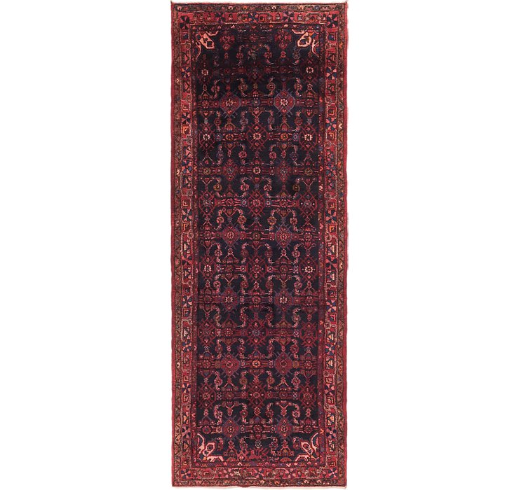 3' 10 x 10' 6 Malayer Persian Runner ...