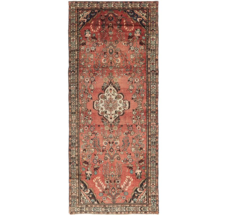 5' 3 x 12' 5 Liliyan Persian Runner ...