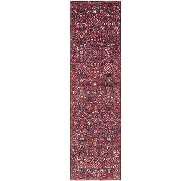 80cm x 282cm Malayer Runner Rug