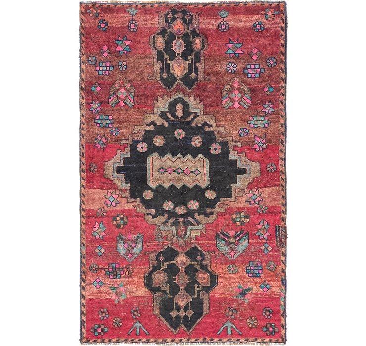 4' x 6' 5 Shiraz-Lori Rug