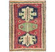 Link to 135cm x 183cm Shiraz-Lori Rug