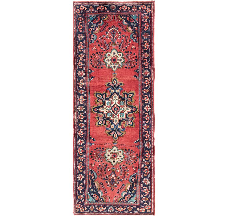 5' 2 x 13' 3 Gholtogh Runner Rug