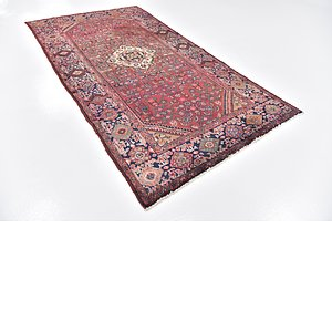 Link to 140cm x 260cm Hossainabad Rug item page