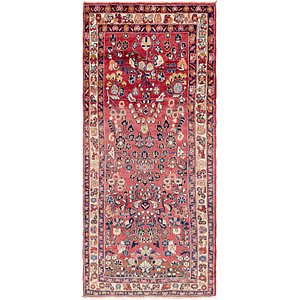 Link to 4' 2 x 9' 6 Farahan Runner Rug item page
