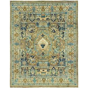 9' 9 x 12' 5 Kashmar Persian Rug